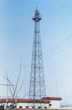 微波通信铁塔