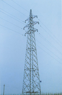 35KV直线铁塔